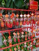 Religious ornaments, A-Ma temple, Macau — Stock Photo