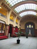 Interior of Museum of Fine Arts, Budapest, Hungary — Stock Photo