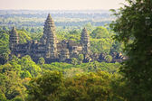 Angkor Wat temple, Siem Reap, Cambodia — Stock Photo