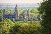 Angkor wat templet, siem reap, kambodja — Stockfoto