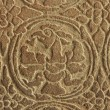 Wall bas-relief, Angkor Wat temple, Siem Reap, Cambodia — Stock Photo
