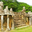 Terrace of Elephants, Angkor Thom, Siem Reap, Cambodia — Foto Stock #20935607