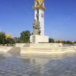 Cambodia-Vietnam Friendship Monument, Phnom Penh, Cambodia — Stock Photo
