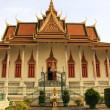 Silver Pagoda, Royal Palace, Phnom Penh, Cambodia — Stock Photo