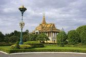Moonlight Pavailion, Royal Palace, Phnom Penh, Cambodia — Stock Photo