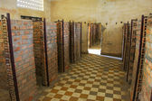 Tuol Sleng Genocide Museum, Phnom Penh, Cambodia — Stock Photo