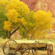 Capitol Reef National Park in a fall, Utah, USA — Stock Photo