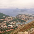 View of Dubrovnik, Croatia - Stock Photo