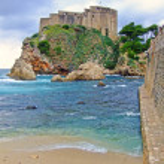 St. Lawrence Fortress, Dubrovnik, Croatia — Stock Photo #24746741