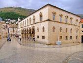 Sponza Palace, Dubrovnik, Croatia — Stock Photo