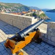 St. Lawrence Fortress, Dubrovnik, Croatia — Stock Photo #24750481