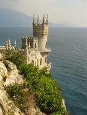 Swallow's nest castle, Crimea, Ukraine — Stock Photo