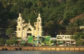 Samana city, Dominican Republic — Stock Photo