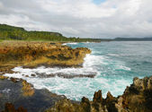 Devil's Mouth, Samana peninsula, Dominican Republic — Stok fotoğraf