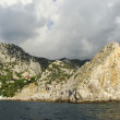 Stock Photo: Rock Diva, Simeiz, Crimea