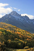Mount Sneffels Range, Colorado — Stock Photo