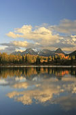Molas lake and Needle mountains, Weminuche wilderness, Colorado — Stock Photo