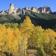 Courthouse mountain, Colorado — Stock Photo