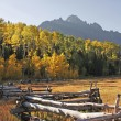 Stock Photo: Mount Sneffels Range, Colorado