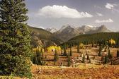 Molass pass, Rio Grande National Forest, Colorado — Stock Photo