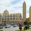 Cathedral of Coptic Ortodox, Aswan — Stock Photo