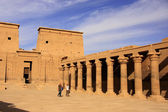 Philae Temple, Lake Nasser, Egypt — ストック写真