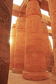 Great Hypostyle Hall, Karnak temple complex, Luxor — Stock fotografie