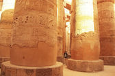 Great Hypostyle Hall, Karnak temple complex, Luxor — Foto Stock