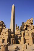 Karnak temple complex, Luxor — Stock Photo