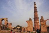 Qutub Minar complex, Delhi — Stock Photo