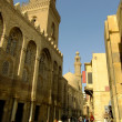Al-Muizz street, Islamic distric, Cairo — Stock Photo