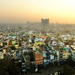 Stock Photo: View of Delhi from JamMasjid