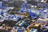 Rooftops of old town, Bundi, Rajasthan — Stock Photo