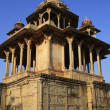 Stock Photo: 84-Pillared Cenotaph, Bundi, Rajasthan