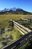 Mount Sneffels Range, Colorado — Stock Photo