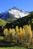 Mount Sneffels, Uncompahgre National Forest, Colorado — Stock Photo