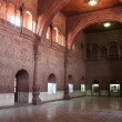 Stock Photo: Interior Hall of Junagarh fort, Bikaner, India