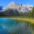 Emerald Lake, Yoho National Park, British Columbia, Canada — Stock Photo #38413503