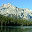 Emerald Lake, Yoho National Park, British Columbia, Canada — Stock Photo #38426449