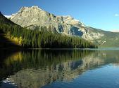 Emerald Lake, Yoho National Park, British Columbia, Canada — Stock Photo