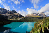Lake O'Hara, Yoho National Park, British Columbia, Canada — Stockfoto