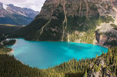 Lake O'Hara, Yoho National Park, British Columbia, Canada — Stock Photo