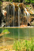 Hanging lake, Glenwood Canyon, Colorado — Stock Photo