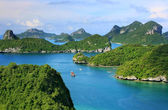 Ang Thong National Marine Park, Thailand — Stock Photo