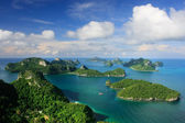 Ang Thong National Marine Park, Thailand — Stock Photo