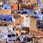 Jodhpur city seen from Mehrangarh Fort, India — Stock Photo #40304473