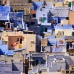 Jodhpur city seen from Mehrangarh Fort, India — Stock Photo #40304593
