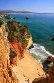 Ponta de Piedade in Lagos, Algarve region, Portugal  — Stock Photo