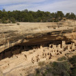 Cliff Palace, Mesa Verde National Park, Colorado — Stock Photo #48208643