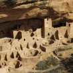 Cliff Palace, Mesa Verde National Park, Colorado — Stock Photo #48208647